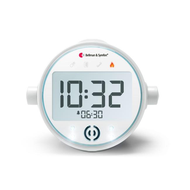 Bellman and Symfon table alarm clock.